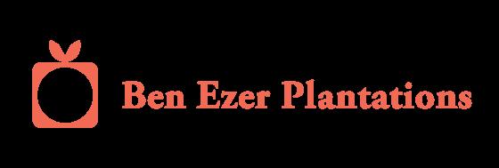 Ben Ezer Plantations Retina Logo